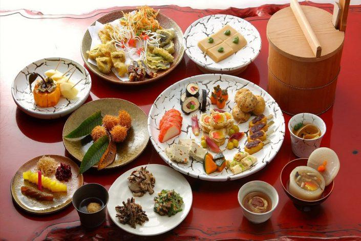 Special Fucha-ryori Monk Cuisine