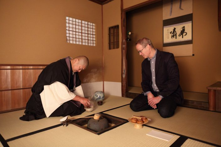 Zen Tea Ceremony